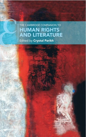 Cover photo of The Cambridge Companion to Human Rights and Literature